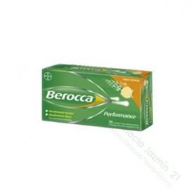 Berocca Performance Comprimidos Efervescentes Sabor Naranja