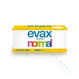 PROTECTORES EVAX COTTONLIKE PROTEGE-SLIP NORMAL 24 PROTEGE-SLIP
