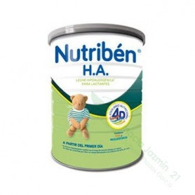 NUTRIBEN HA800 G 1 LATA NEUTRO