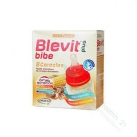 BLEVIT PLUS 8 CEREALES PARA BIBERON2 SOBRES 300 G