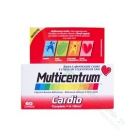 MULTICENTRUM CARDIO 60 COMP