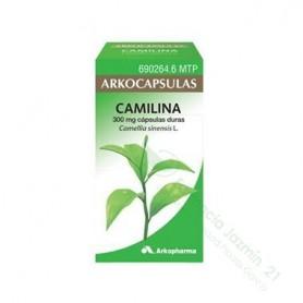 CAMILINA ARKOCAPSULAS 300 MG 50 CAPSULAS