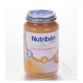 NUTRIBEN FRUTAS VARIADAS POTITO GRANDOTE 250 G