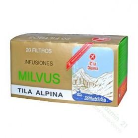 TILA ALPINA 1.2 G 20 FILTROS