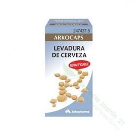 LEVADURA ARKOCAPS 340 MG 50 CAPS