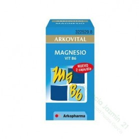 MAGNESIO ARKOVITAL 73.5 MG 50 CAP