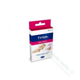 TIRITAS CLASSIC APOSITO ADHESIVO PRECORT 1 M X 6 CM  10 U
